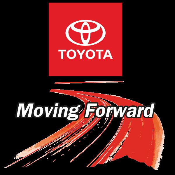 Toyota Moving Foward Logo ,Logo , icon , SVG Toyota Moving Foward Logo