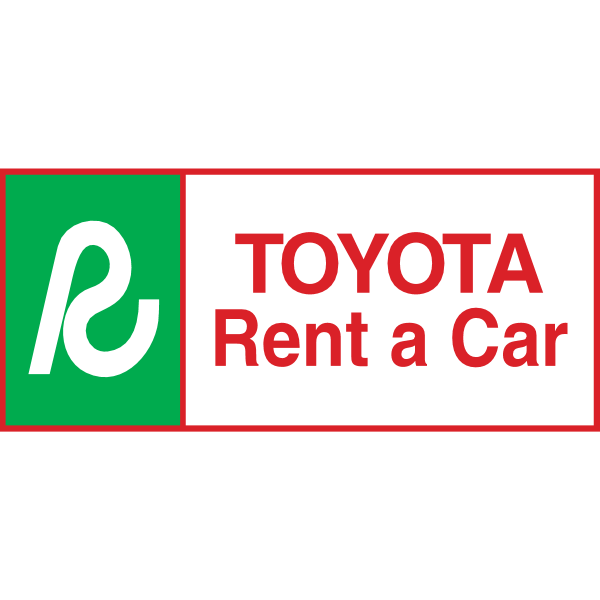 Toyota Rent a Car Logo ,Logo , icon , SVG Toyota Rent a Car Logo
