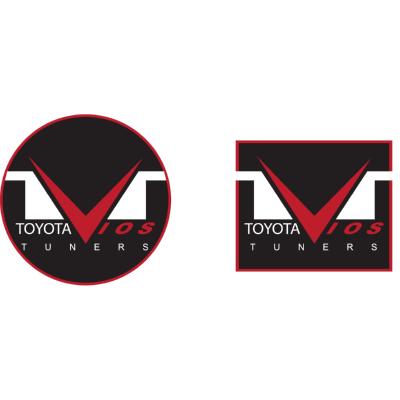 Toyota Vios Tuners Logo ,Logo , icon , SVG Toyota Vios Tuners Logo