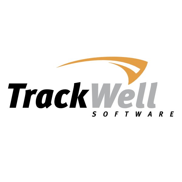 TrackWell Software ,Logo , icon , SVG TrackWell Software