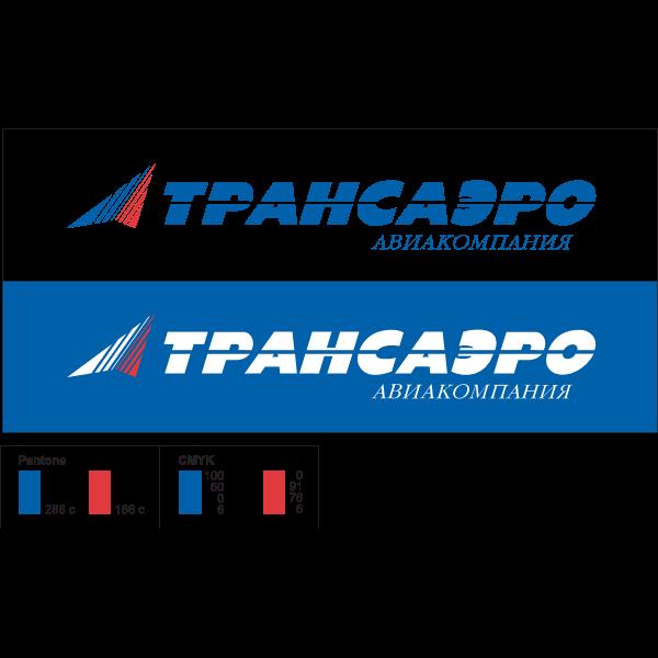 TRANSAERO Airlines Logo ,Logo , icon , SVG TRANSAERO Airlines Logo