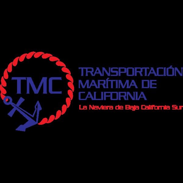 Transportacion Maritima de California Logo ,Logo , icon , SVG Transportacion Maritima de California Logo