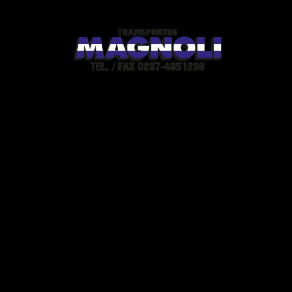 Transportes Magnoli Logo ,Logo , icon , SVG Transportes Magnoli Logo