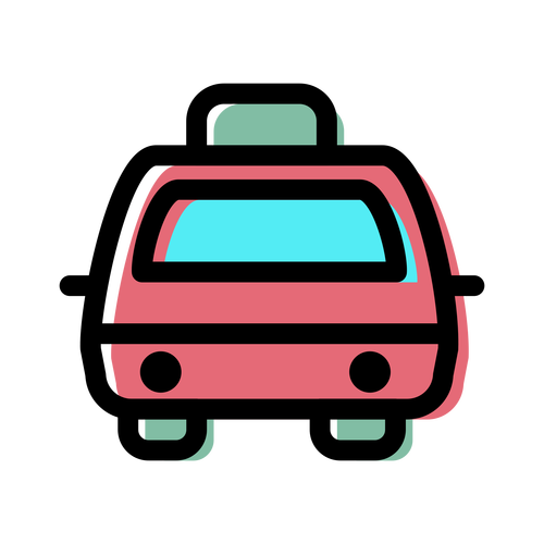 travel and transport ,Logo , icon , SVG travel and transport
