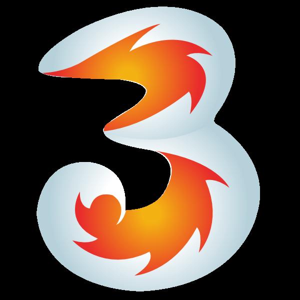 Tre Logo ,Logo , icon , SVG Tre Logo