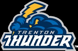 TRENTON THUNDER Logo ,Logo , icon , SVG TRENTON THUNDER Logo