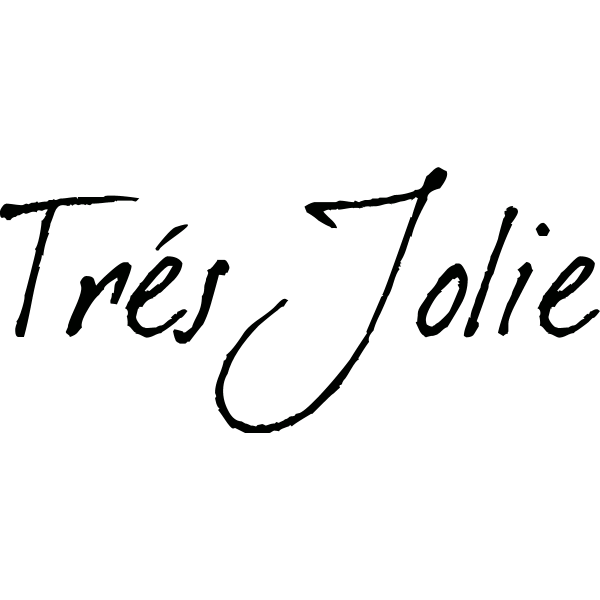 Tres Jolie Logo ,Logo , icon , SVG Tres Jolie Logo