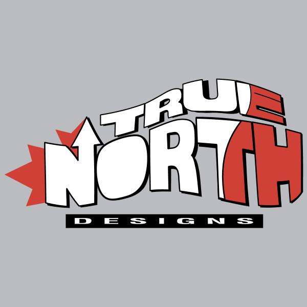 True North Designs ,Logo , icon , SVG True North Designs