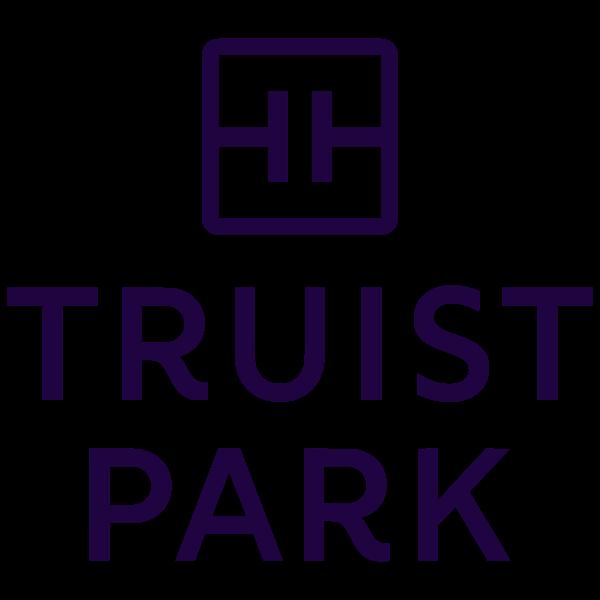Truist Park logo ,Logo , icon , SVG Truist Park logo