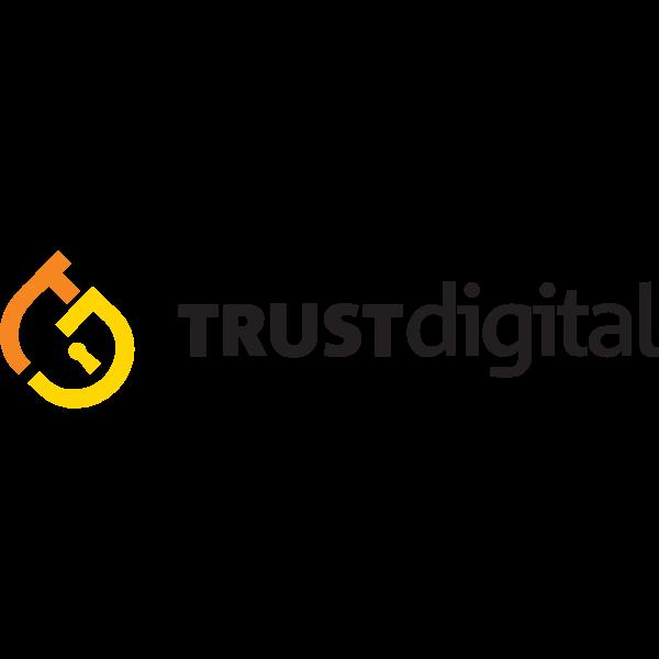 Trust Digital Logo ,Logo , icon , SVG Trust Digital Logo