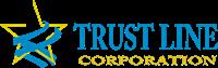 Trust line Logo ,Logo , icon , SVG Trust line Logo