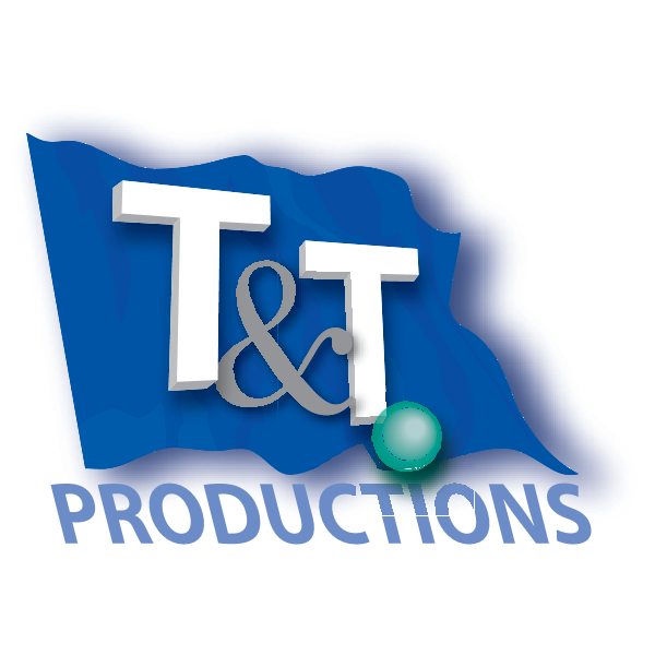 T&T . Productions Logo ,Logo , icon , SVG T&T . Productions Logo