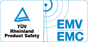 TUV EMC EMV Logo ,Logo , icon , SVG TUV EMC EMV Logo