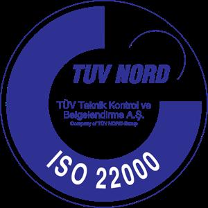 Tuv Nord iso 22000 Logo ,Logo , icon , SVG Tuv Nord iso 22000 Logo