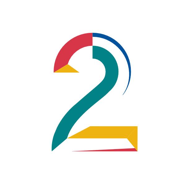TV 2 AS Logo ,Logo , icon , SVG TV 2 AS Logo