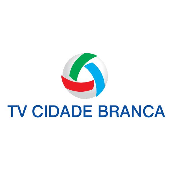 TV Cidade Branca Logo ,Logo , icon , SVG TV Cidade Branca Logo