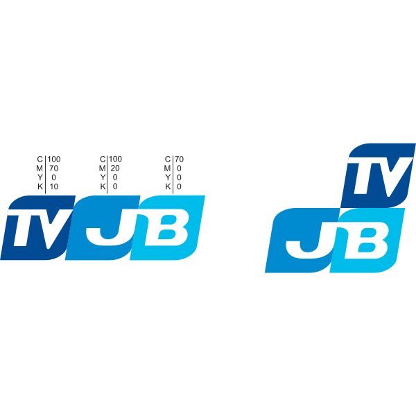 TV JB Logo ,Logo , icon , SVG TV JB Logo