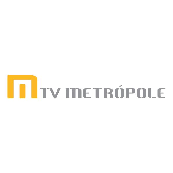 TV Metropole Logo ,Logo , icon , SVG TV Metropole Logo