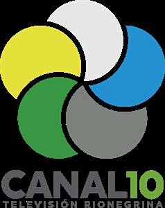 TV Rionegrina LU92-TV Canal 10 Logo ,Logo , icon , SVG TV Rionegrina LU92-TV Canal 10 Logo