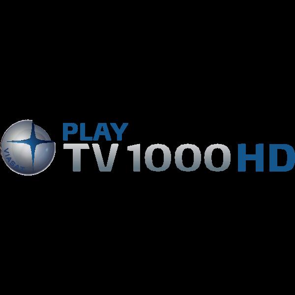 TV1000 Play HD Logo ,Logo , icon , SVG TV1000 Play HD Logo