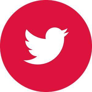 Twitter Red Canada Logo ,Logo , icon , SVG Twitter Red Canada Logo