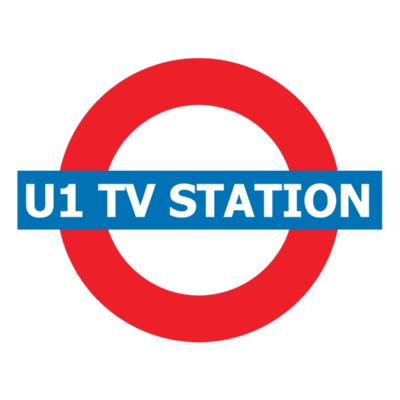 U1 TV Station Logo ,Logo , icon , SVG U1 TV Station Logo