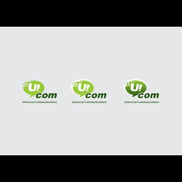 Ucom Logo ,Logo , icon , SVG Ucom Logo