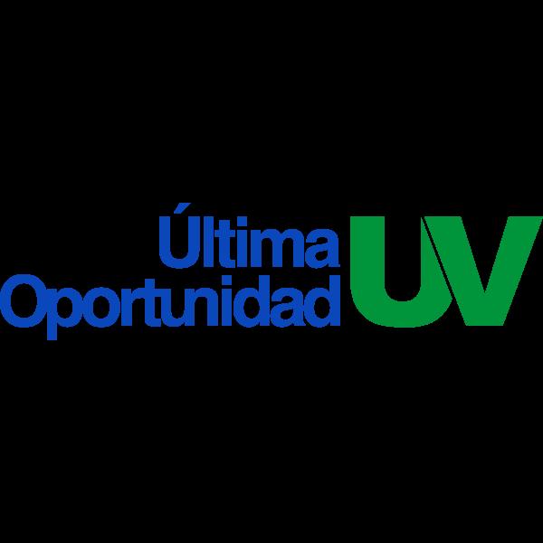 Última Oportunidad UV Logo ,Logo , icon , SVG Última Oportunidad UV Logo