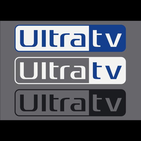 Ultratv Logo ,Logo , icon , SVG Ultratv Logo