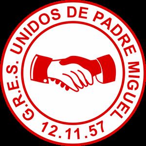 Unidos de Padre Miguel Logo ,Logo , icon , SVG Unidos de Padre Miguel Logo