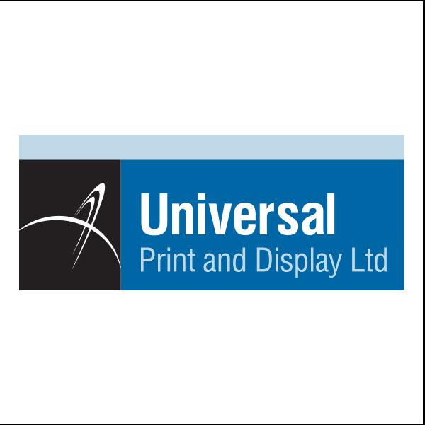 Universal Print & Display Logo ,Logo , icon , SVG Universal Print & Display Logo