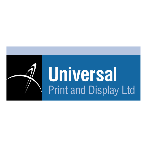Universal Print & Display ,Logo , icon , SVG Universal Print & Display