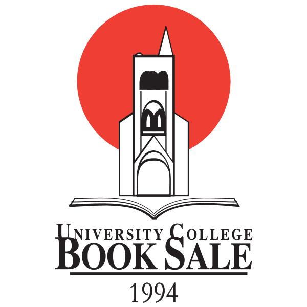 University College Book Sale Logo ,Logo , icon , SVG University College Book Sale Logo