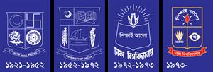 university of dhaka Logo ,Logo , icon , SVG university of dhaka Logo