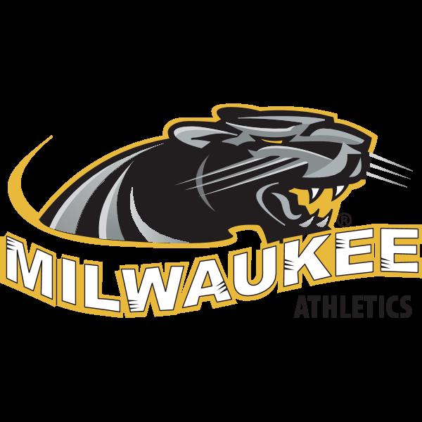 University of Wisconsin-Milwaukee Panthers Logo ,Logo , icon , SVG University of Wisconsin-Milwaukee Panthers Logo