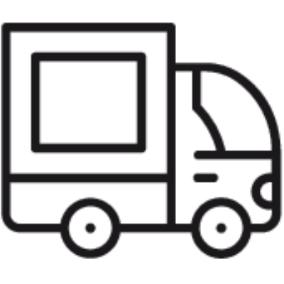 delivery ,Logo , icon , SVG delivery