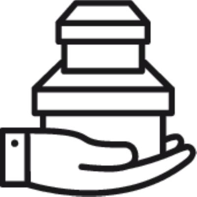 receive ,Logo , icon , SVG receive