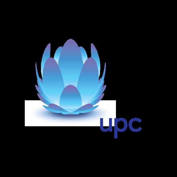 UPC Romania Logo ,Logo , icon , SVG UPC Romania Logo