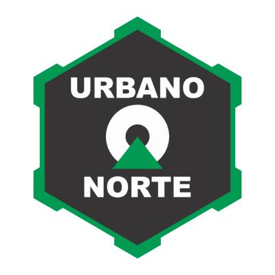 urbano norte ,Logo , icon , SVG urbano norte
