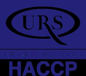 URS HACCP Logo ,Logo , icon , SVG URS HACCP Logo