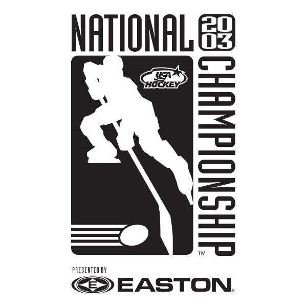 USA Hockey National Championship 2003 Logo ,Logo , icon , SVG USA Hockey National Championship 2003 Logo