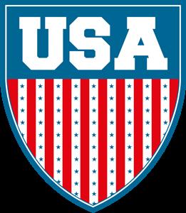 USA shield Logo ,Logo , icon , SVG USA shield Logo