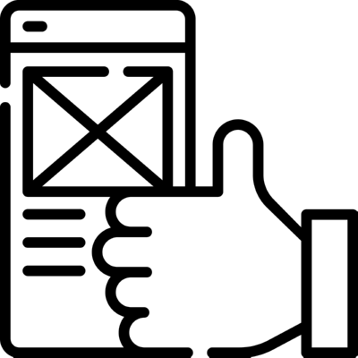 usability ,Logo , icon , SVG usability