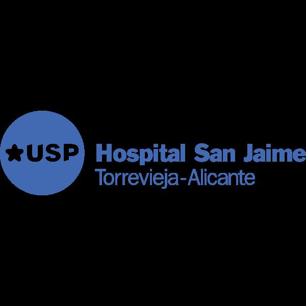 USP Hospital San Jaime Logo ,Logo , icon , SVG USP Hospital San Jaime Logo