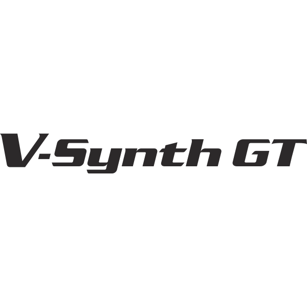 V-Synth GT Logo ,Logo , icon , SVG V-Synth GT Logo