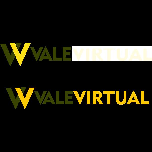 Vale Virtual Logo ,Logo , icon , SVG Vale Virtual Logo