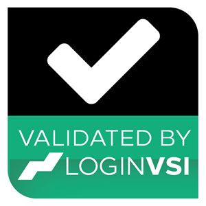Validated by Login VSI Logo ,Logo , icon , SVG Validated by Login VSI Logo