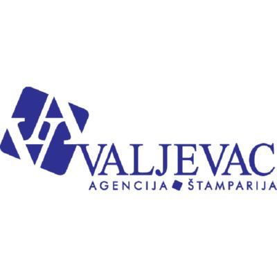 VALJEVAC agency Logo ,Logo , icon , SVG VALJEVAC agency Logo