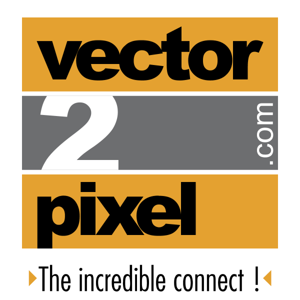 Vector 2 pixel ,Logo , icon , SVG Vector 2 pixel
