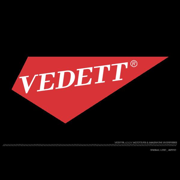 VEDETT® Logo ,Logo , icon , SVG VEDETT® Logo